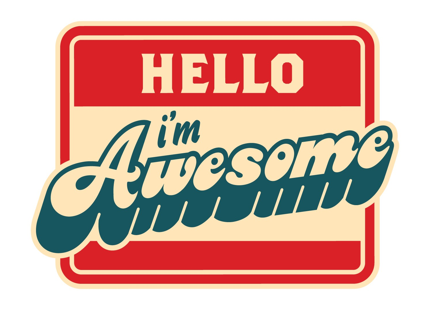 You're awesome ^_^