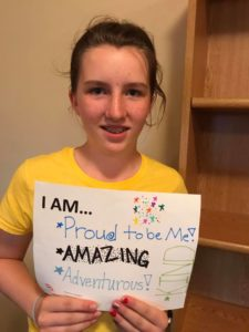 Proud to be Me! (Audrey)